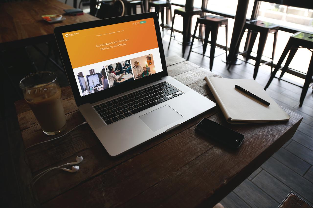 Ligne Numérique : label Grande école du numérique