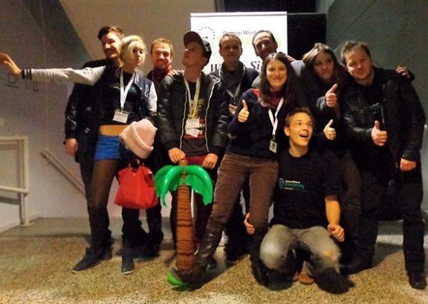 Les e-noveurs au Startup Weekend Strasbourg 2013